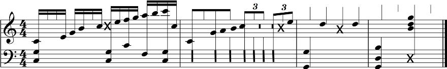 Notenbeispiel 4