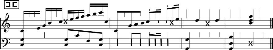 Notenbeispiel 6